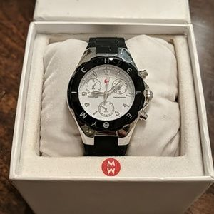Michele Tahitian Jelly black watch 36mm